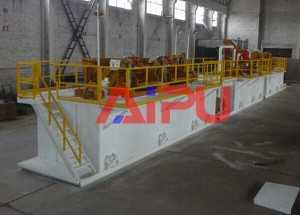 Solids control system