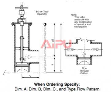 mud tank suction valves