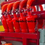 Hydrocyclone separators