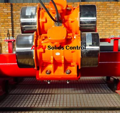 Vibratory motor for shale shaker