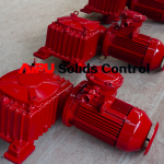 Solids control mud agitator