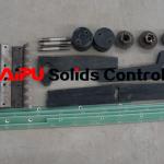 solids control shaker parts