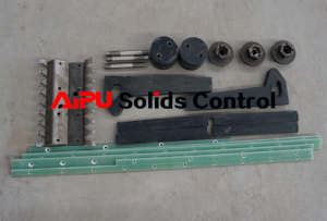 solids control shaker parts