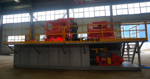 Solids Control Equipment and system