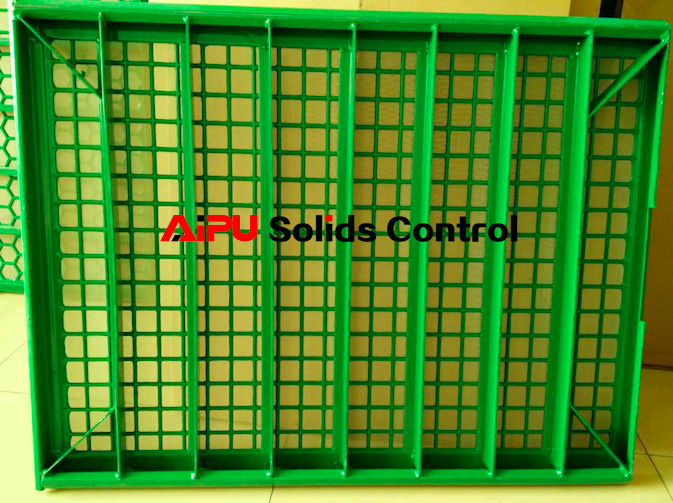 Shaker screen quality assurance at Aipu solids control