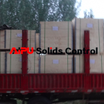 Delivery of shaker screen for overseas client