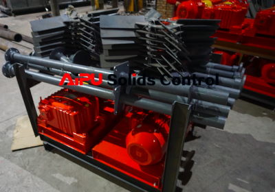 Solids control auxiliary equipment