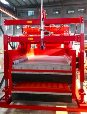 Drilling fluids process shaker