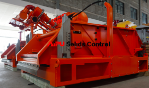 Shale shakers with dual motion