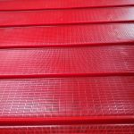 Urethane shaker screens