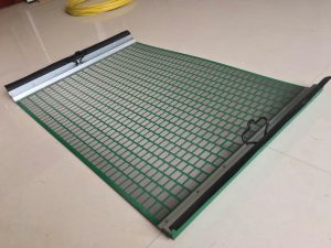 Repairable shaker screens