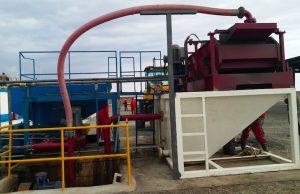 oil sludge treatment