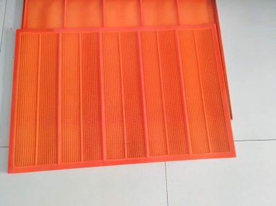 PU orange screens