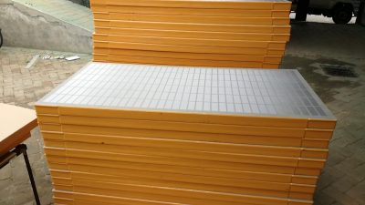 Composite frame screen for sale