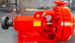 Pumps used in drilling mud system