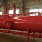 mud gas separator degassing capacity
