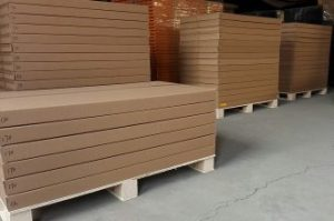 Shaker screen packages